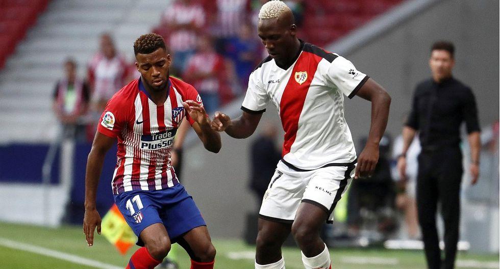 Luis Advíncula fue incluido en el equipo ideal de la fecha 2 de la liga española