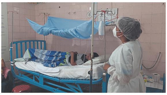 Además, una joven fue detectada con chikungunya. Salud reportó 12 enfermos de dengue en Lobitos, en una semana.
