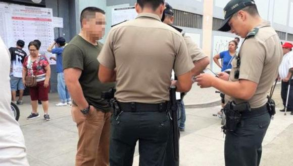 Requisitoriados por diferentes delitos fueron capturados por la Policía. En la provincia de Huancabamba, se detuvo a un suplantador.