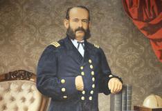 Hoy se celebra el 186 aniversario del natalicio de Miguel Grau