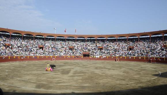 Plaza de Acho, donde se desarrolla una corrida de toros, antes de la pandemia. (Foto: Sociedad de Beneficiencia de Lima Metropolitana)