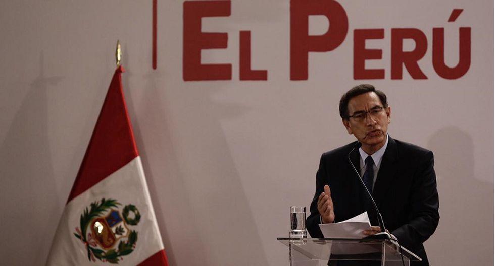 Martín Vizcarra 2 (Foto: Correo)