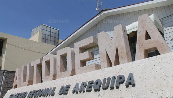 Autodema entregó terrenos en sesión de uso