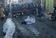 Asesinan a balazos a exdirigente de mineros en La Rinconada