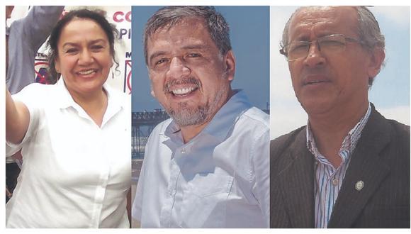Somos Perú, el Partido Aprista y Alianza Para el Progreso ya tienen al menos una de sus listas de Lambayeque para el Congreso.