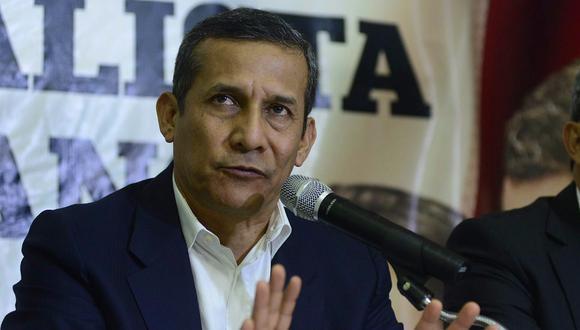 Ollanta Humala se negó a recibir a la Comisión de Fiscalización por segunda vez