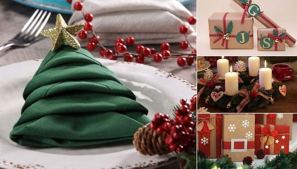 10 Manualidades Para Regalos De Navidad Peru Correo