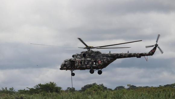 Loreto: Más de 200 militares reforzaron entrenamiento para combatir al narcotráfico y remanentes (Foto: Comando Conjunto de las Fuerzas Armadas)