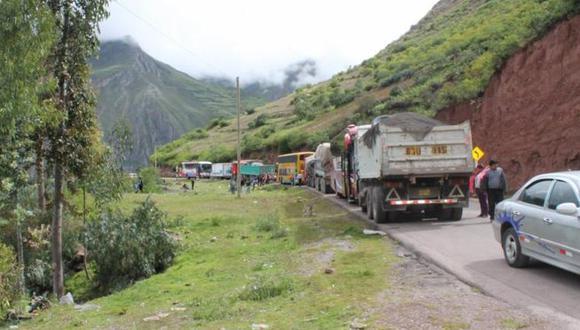 Huaicos en Carretera Central: Autorizan quinta ruta alterna hacia ciudad de Huancayo
