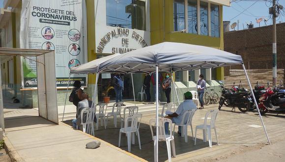 Compran kit electoral para revocar a los alcaldes de Sunampe y San Pedro