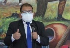 Arequipa: Alcalde reiteró pedido de vacunas para personal municipal de primera línea