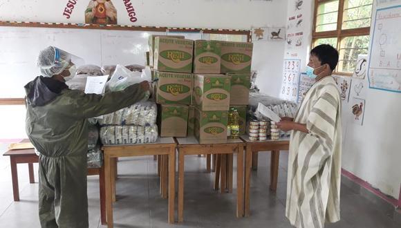 Cusco: Qali Warma inició entrega de 189 toneladas en alimentos para comunidades nativas