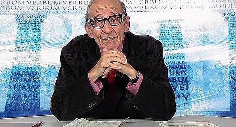 Marco Aurelio Denegri: TV Perú realizará homenaje al destacado intelectual