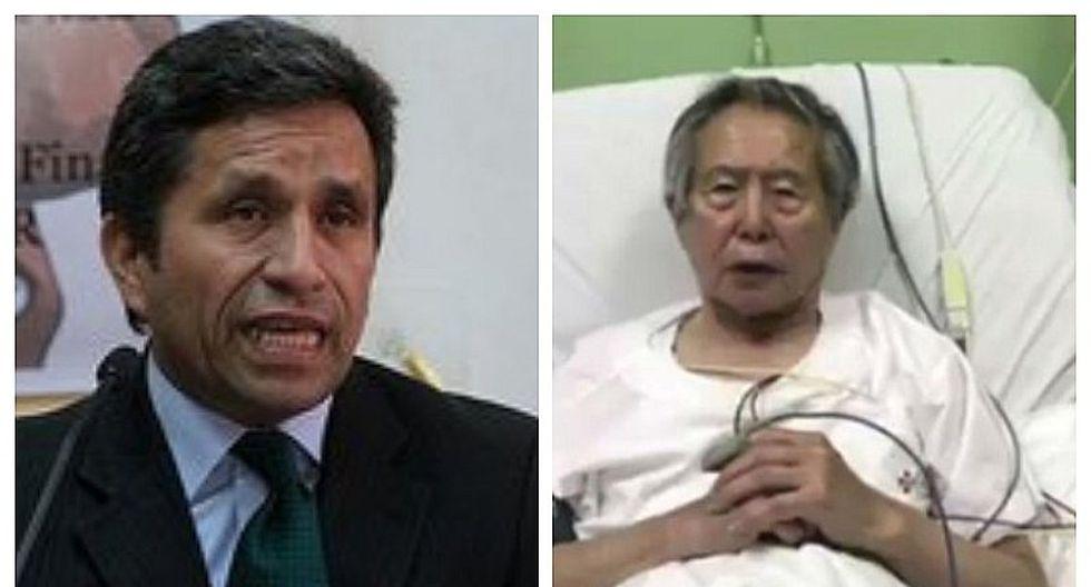 Carlos Rivera considera que el Inpe determinará que Alberto Fujimori retorne a la Diroes