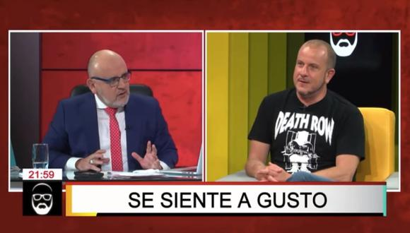 """Augusto Thorndike sobre su posible ingreso a Willax: """"Me gustaría estar acá"""". (Foto: Captura de video)"""