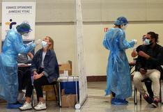 """Grecia localiza el primer caso de la variante """"Gamma"""" del coronavirus"""