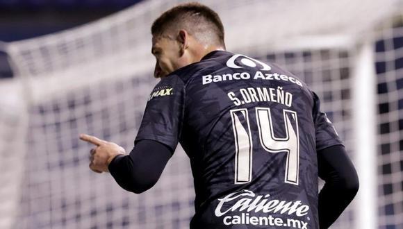 Santiago Ormeño está en el once ideal de la fecha 1 del Clausura. (Foto: EFE)