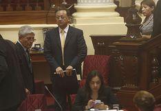 Fiscal de la Nación presenta dos denuncias constitucionales contra Edgar Alarcón