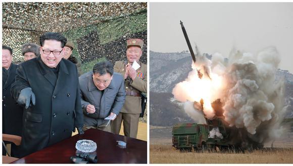 Corea del Norte amenaza con destruir Manhattan lanzando bomba H