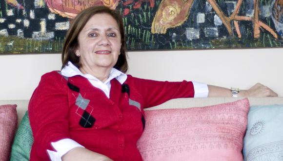 Carmen Mc Evoy Es magíster en historia por la Pontificia Universidad Católica del Perú (PUCP) y por la University of California; también posee un doctorado en este último centro de estudios sobre historia de América Latina. (Foto: Nancy Chapell / El Comercio)