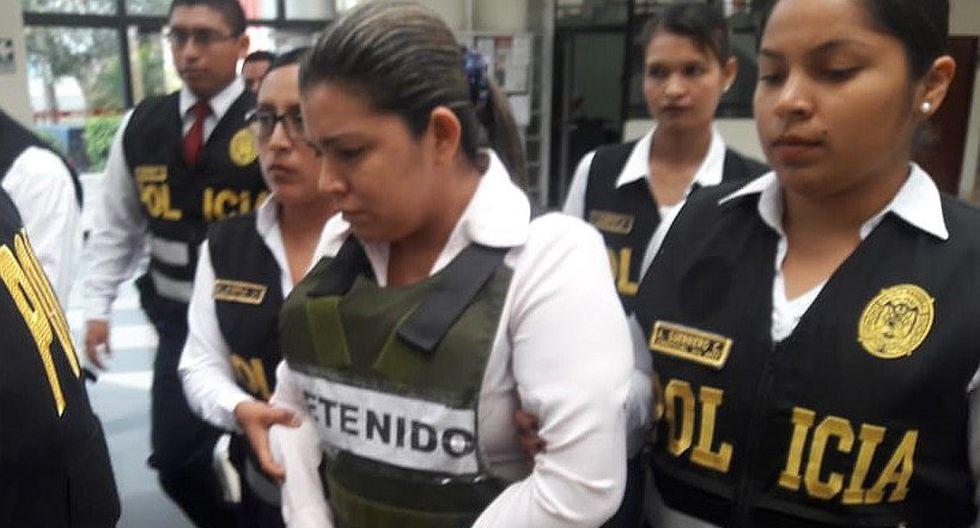 Fiscal apelará fallo que ordena libertad de exinspectora de Migraciones que dejó huir a César Hinostroza