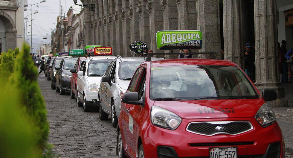 A partir de marzo inicia la convalidación de permisos para taxistas