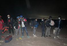 Tacna: Intervienen 58 extranjeros por ingreso irregular al Perú