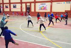 Huancavelica: Menores aprovechan sus días aprendiendo Danza de Tijeras