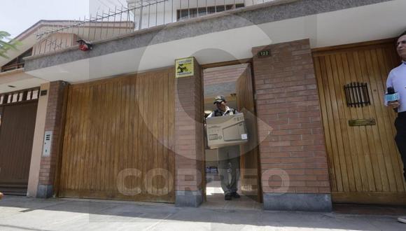 Fiscalía allana viviendas de 16 exfuncionarios por el caso Costa Verde Callao (FOTOS)