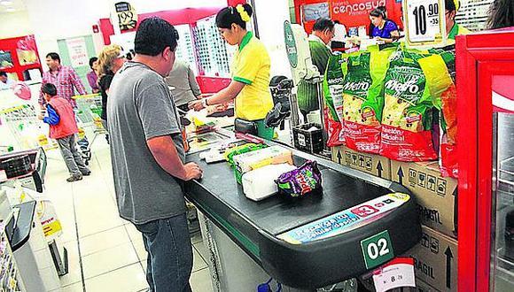 Más de 200 supermercados se crearon en los últimos siete años