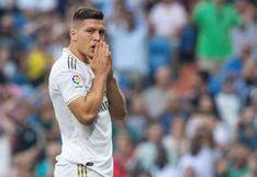 Luka Jovic dejaría Real Madrid para fichar por Mónaco la próxima temporada