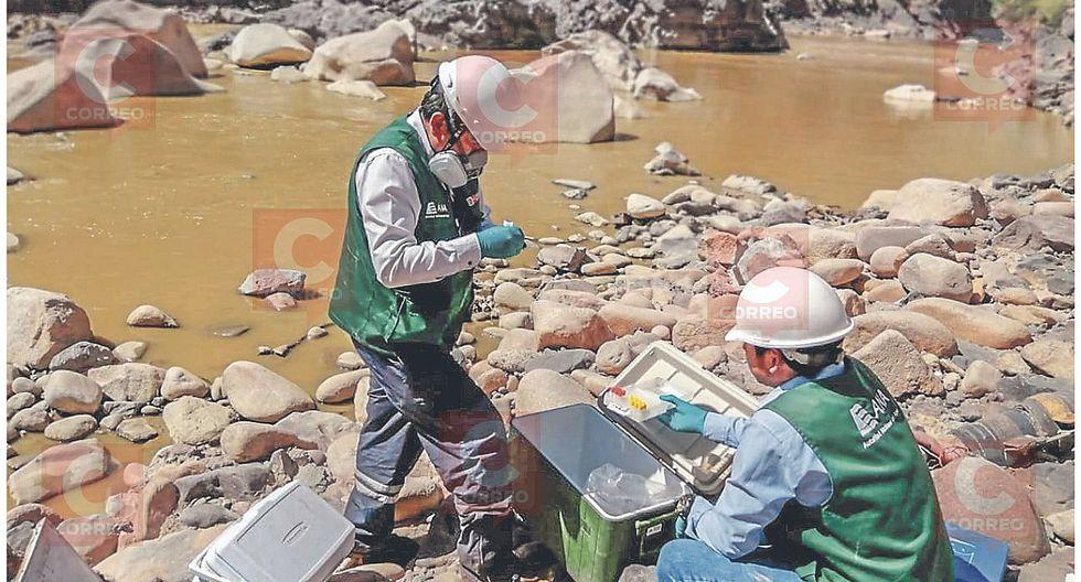 ANA sanciona a Doe Run Perú por contaminación del río Mantaro con metales pesados