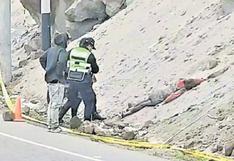 Extranjero salió con sus amigos y aparece muerto en La Punta