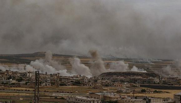 Siria: Más de cien muertos tras bombardeos en Siria