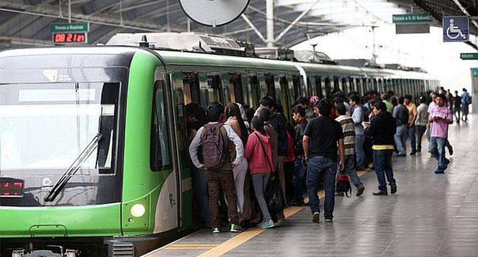 Metro de Lima (Foto: Archivo Correo)