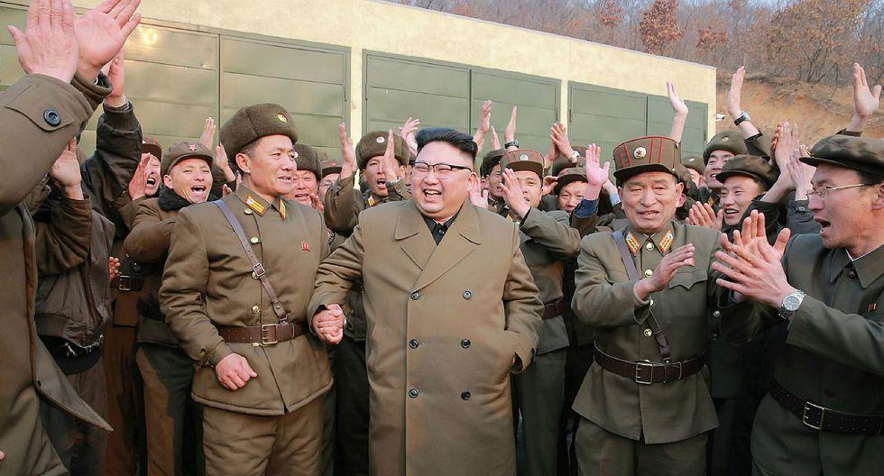 Corea del Norte atacará si Estados Unidos y Corea del Sur siguen pruebas militares