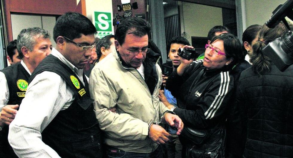 Arequipa: Antiminero Pepe Gutiérrez no saldrá de prisión