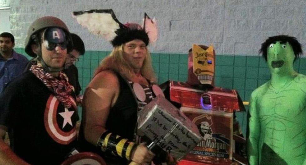 Estos son los peores cosplay de la historia (FOTOS)