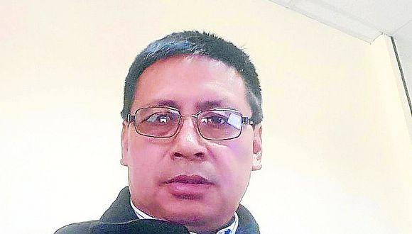 Ancashino asumirá gerencia municipal de Juliaca