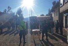 Huancavelica: Nuevo caso de retención de trabajador de telefonía