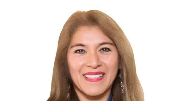 Decana Rocío Paredes informó postura del colegio profesional