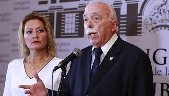 Carlos Tubino asegura que bancada Fuerza Popular no apoyará denuncia constitucional contra Vizcarra