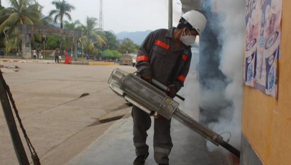 Madre de Dios: brigadas de fumigadores y personal encargado primero se movilizarán hasta las viviendas ubicadas en los asentamientos humanos. (Foto: Difusión)
