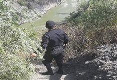 Huancavelica: Esfuerzo por buscar a desaparecido