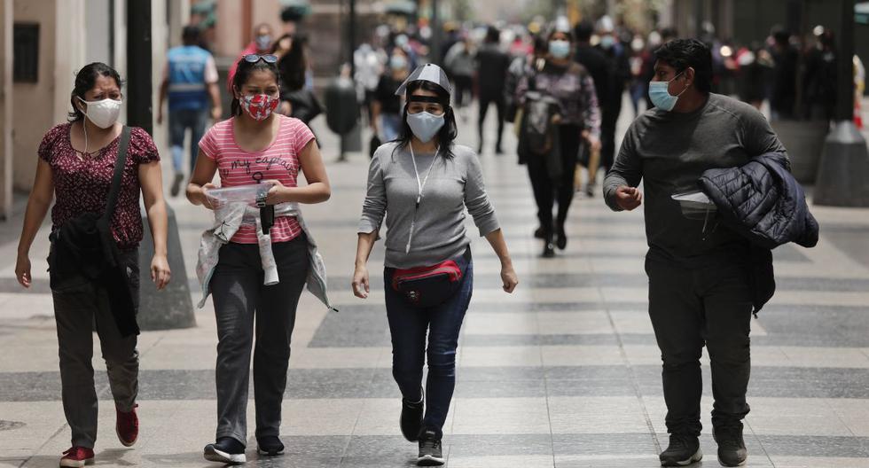 Minsa reporta 2 977 nuevos casos de coronavirus en el Perú en las últimas 24 horas