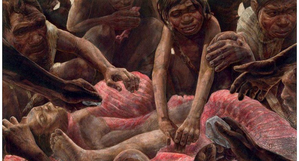 Canibalismo neandertal: Descubren la primera evidencia de costumbre del norte de Europa