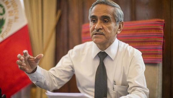 Rodríguez es el nuevo presidente de la Comisión de Alto Nivel de Corrupción