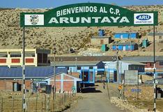 Pobladores de Aruntaya olvidados por autoridades de turno
