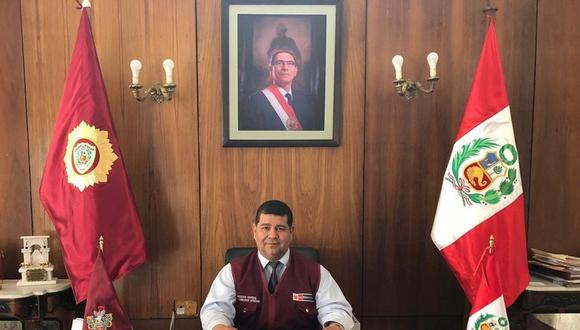 Gobierno aceptó renuncia de Enrique Mantegazza a la prefectura de Arequipa