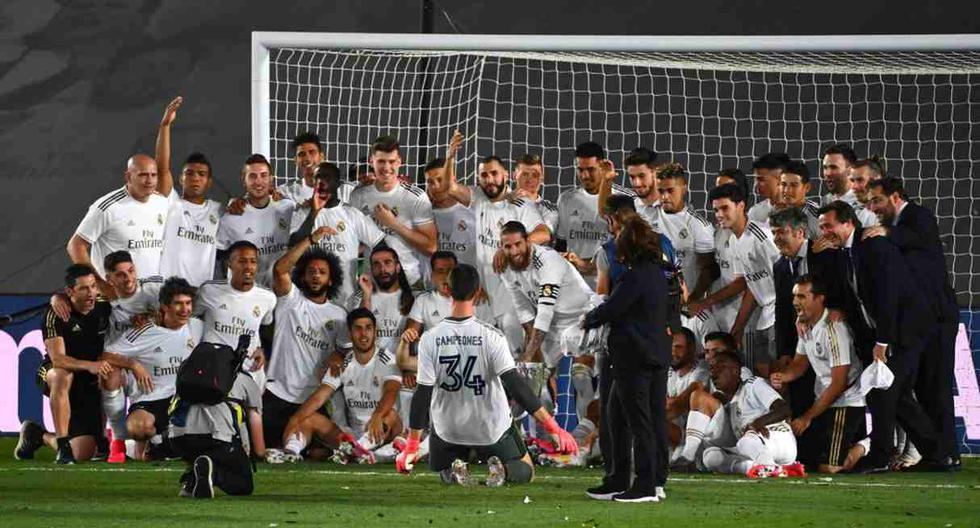 Los futbolistas de Real Madrid renunciaron a primas de un millón de euros por ganar títulos